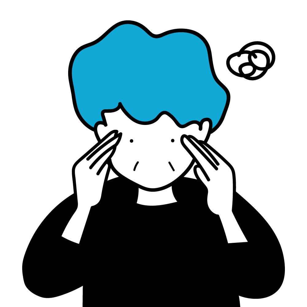 緑内障 の 症状